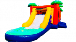 PARADISE Wet OR Dry BOUNCE/SLIDE COMBO