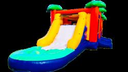 Paradise Bounce Combo w/ Slide