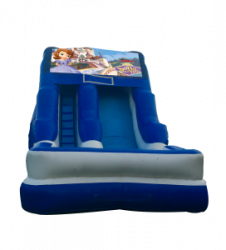 Sofia The First 16'Wet OR Dry Slide