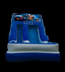 Superman 16'Wet OR Dry Slide