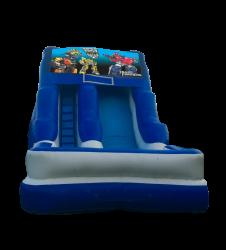 Transformers 16'Wet OR Dry Slide