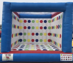 Inflatable 3D Twister Game - $175