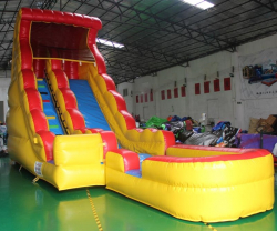 18ft Drop Falls Water Slide - $325