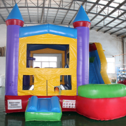 5-in-1 Water Castle Combo - $300