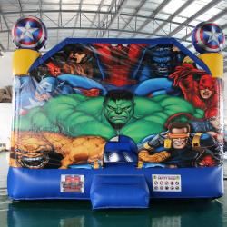 5-in-1 Super Heroes Combo - $250
