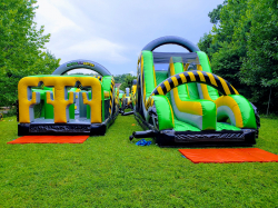 160 foot Obstacle U turn 5 piece set