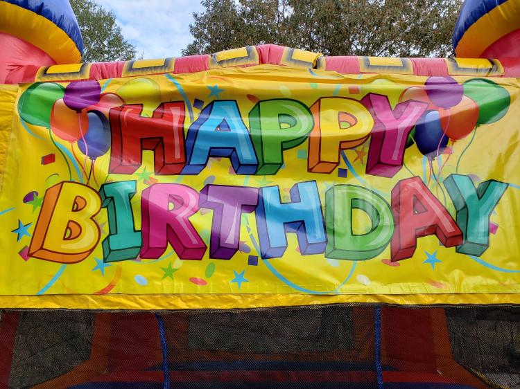 Happy Birthday Castle, Medium