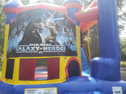 Galaxy Heroes Combo 4 in 1 Medium