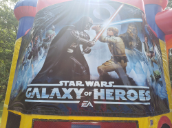 Galaxy Heroes Combo 5 in 1 Extra Large
