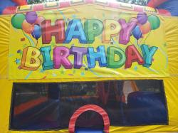 Happy Birthday Combo 4 in 1 Medium