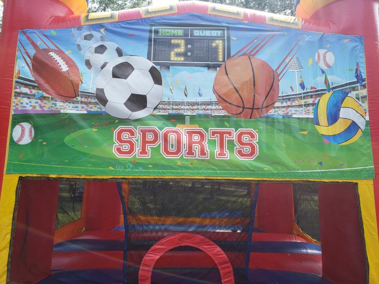 Sports Castle, Medium