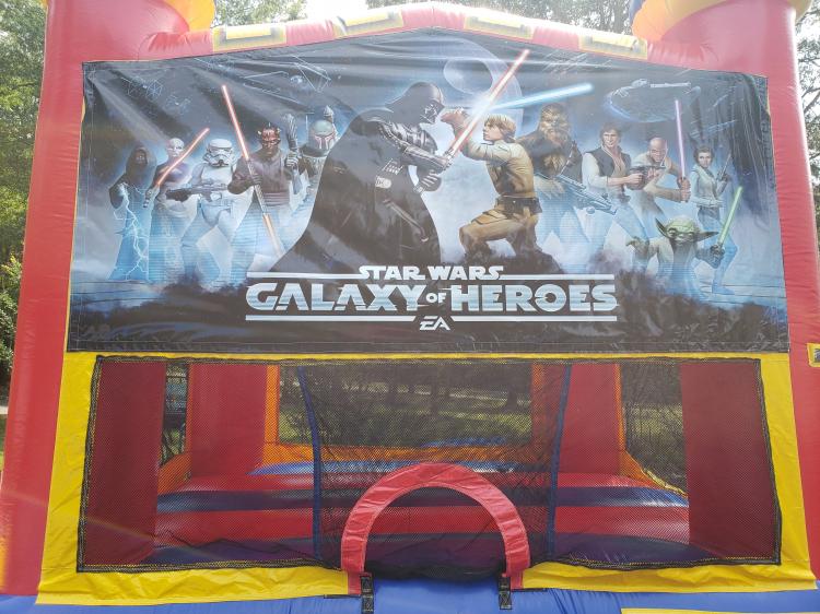 Galaxy Heroes Castle, Medium