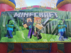 Minecraft Combo 5 in 1 Extra Large