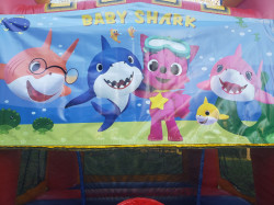 Baby Shark Combo 5 in 1 Extra Large
