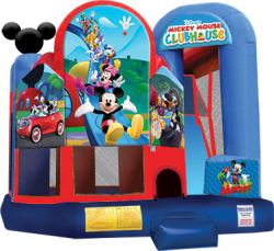 Combo Mickey 4 in 1