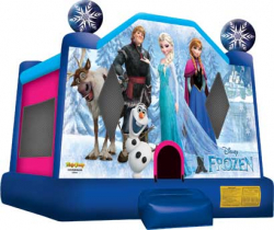 Frozen small Inflatable