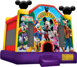 Mickey & Friends Medium Inflatable