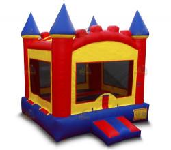 15' x 15' Jumbo Castle Bounce