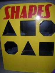 Shape Toss