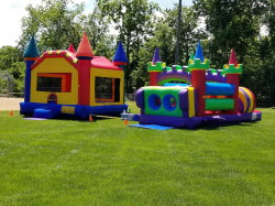 22' Obstacle Course