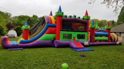 Castle Combo Obstacle Course