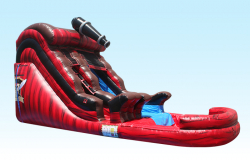 12 Foot Round Water Slide