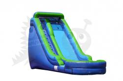 16 foot dry slide