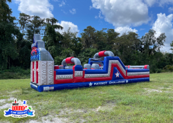 2 1631823499 NEW 40' Patriot Challenge Obstacle Course