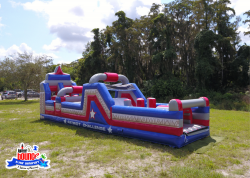 4 1631823501 NEW 40' Patriot Challenge Obstacle Course