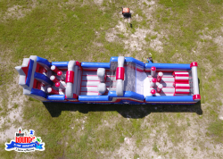 5 1631823503 NEW 40' Patriot Challenge Obstacle Course