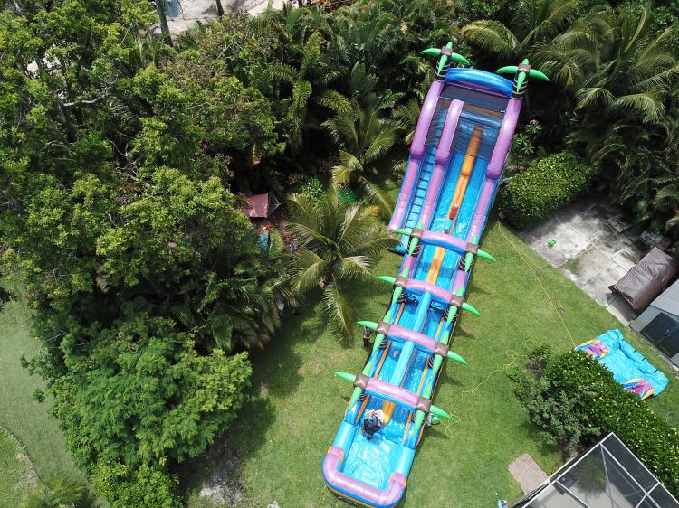 water slide rental Lake Worth, FL