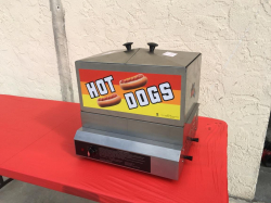 HOT DOG 2 361313138 Hot Dog Warmer