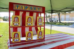 Tipsey Clown Toss *(30