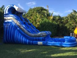 18 Foot Kowabunga Wave Slide *(32L 15W 18H)