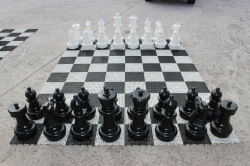 Giant Chess (8'L 8'W)