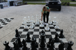 IMG 2242 261427498 Giant Chess (8'L 8'W)