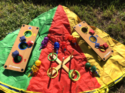 Party Box (4 fun games for ages 6 and under)