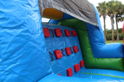 IMG 5157 777807010 40.2 Foot Retro Run Obstacle (DRY)