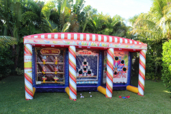 Inflatable Carnival Game2 (5L 19W 10H)