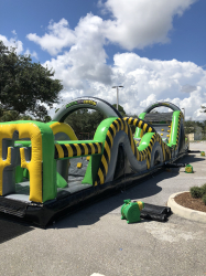 IMG 7503 374828920 **65' Obstacle Course *(65L 11W 16H)