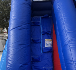 IMG 7775 727651657 12' Summer Splash Pool Slide (14L 13.5W 12H)