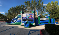 Ocean Cay Combo w/ 22' Obstacle *(55L 15W 14H)
