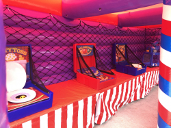 Grand Midway Carnival (3 Games included) * 20'W x 8'L