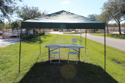 IMG 9939 395045418 10x10 Canopy Tent (Green)