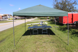 IMG 9943 524606890 10x10 Canopy Tent (Green)