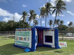 INCLUSIVE 45764756 Inclusive Community Inflatable (16L 18W 8H)