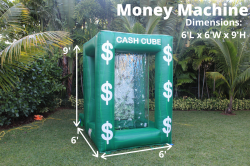 MONEY MACHINE 813605239 Money Machine (6L 6W 9H)
