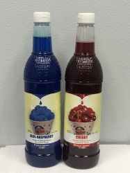 Gallon of Snow Cone Syrup (Blue/Raspberry)