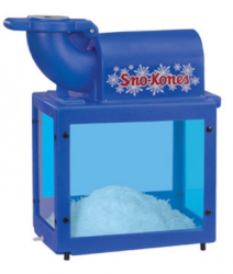 Snow Cone Machine (ice NOT included)