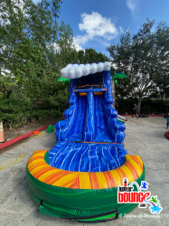 castawaycombo jupiterbounce jupiter palmbeachcounty wellingtonpartyrental mechanicalbull watersliderental bouncehouse martincounty okeechobee 953517182 NEW Castaway Combo (32L 22W 15H)